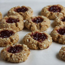 Cherry-Almond-Butter-Thumbprint-cookie-swap