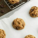 Chocolate-Chip-Oatmeal-Pecan-Cookies-Vegan-cookingwithcurls.com