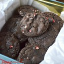 Peppermint-Hot-Chocolate-Brownie-Cookies