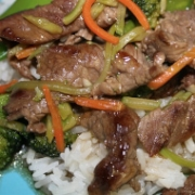 Beef Stir-Fry with Ginger Oyster Sauce