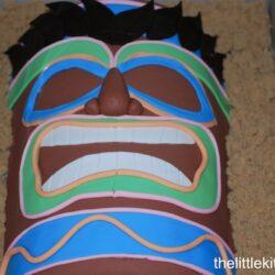 Tiki Cake