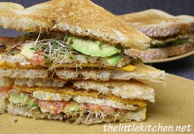 surprise ingredient sandwich lunch ideas