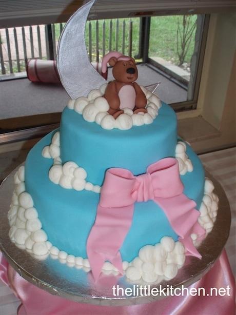 Cakes The Little Kitchen