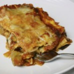 Roasted Zucchini and Eggplant Lasagna