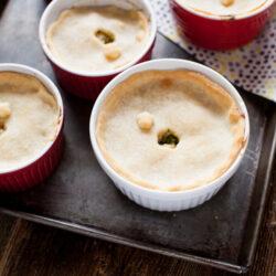 Homemade Chicken Pot Pie Recipe from thelittlekitchen.net
