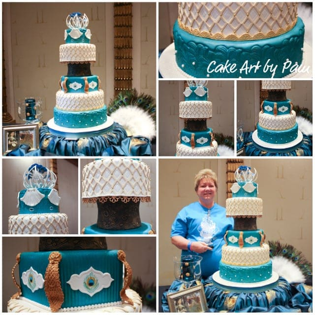 Cake Decorating Competition Winners : 2011 Florida ICED Cake Competition in Ocala, Florida The ...