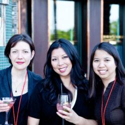 Helene, Jaden & Julie