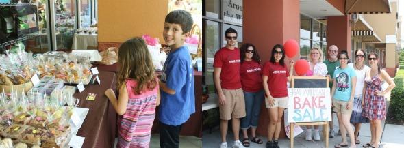 2012 Central Florida Food Blogger Bake Sale - The Little Kitchen