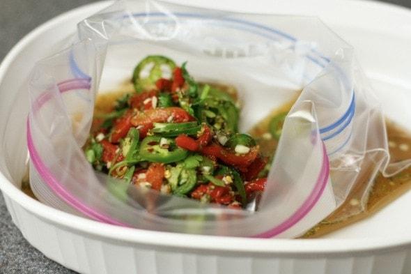 Guy Fieri's Red Rocker Margarita Chicken | the little kitchen