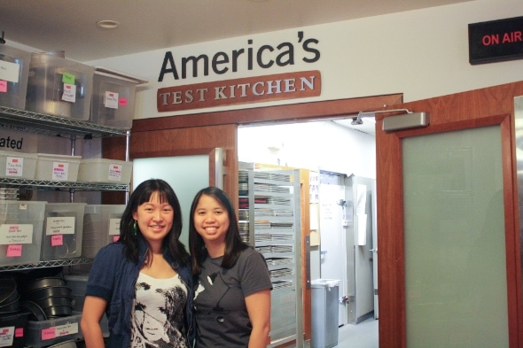 Boston: America\'s Test Kitchen, the food, my sister & #TECHmunch ...