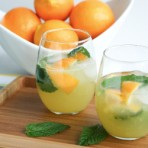 Meyer Lemon Mojitos