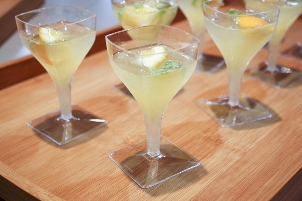 Meyer Lemon Mojito Recipe — Dishmaps