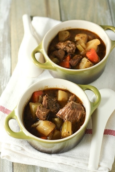 Irish Beef Stew Slow Cooker irish beef stew ( slow cooker ) recipe the ...