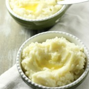 Perfect Mashed Potatoes from thelittlekitchen.net
