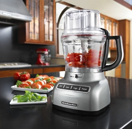 Bon KitchenAid 13 Cup Food Processor Giveaway (Closed) | The Little Kitchen