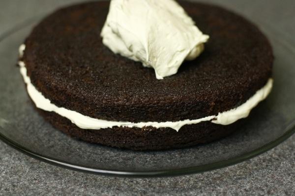 cupcakes with dark chocolate cupcakes with triple chocolate cupcakes ...