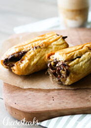 This recipe for cheesesteaks is amazing! We make it all the time and constantly get rave reviews! You have to try it!! Cheesesteaks from thelittlekitchen.net