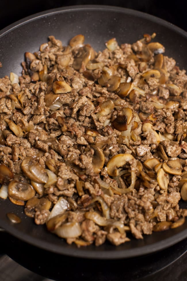 How to Make Philly Cheese Steak from thelittlekitchen.net