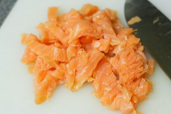 Smoked Salmon Rangoon Recipe — Dishmaps