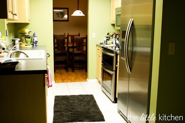 Five Things I Love About My Little Kitchen The Little