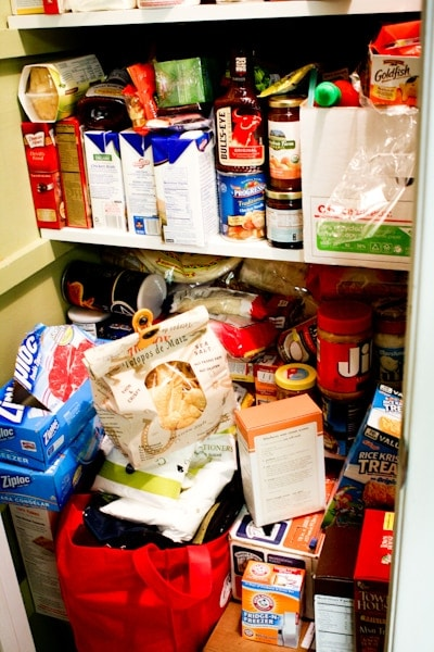 the little kitchen pantry