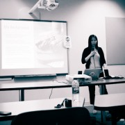 Working with Brands talk at CFLBlogCon