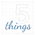 five things from The Little Kitchen
