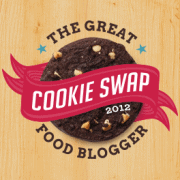 The Great Food Blooger Cookie Swap - The Little Kitchen