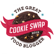Great Food Blogger Cookie Swap 2012
