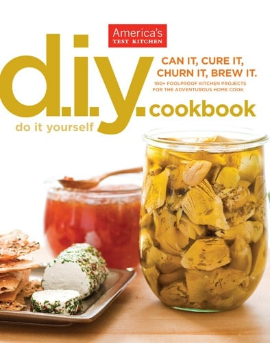 America\'s Test Kitchen\'s DIY Cookbook Giveaway (Closed) - The Little ...