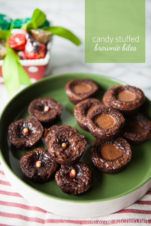 Mini Muffin Brownies Bake Time