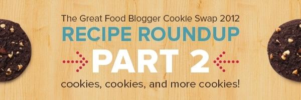Great Food Blogger Cookie Swap Recipe Roundup