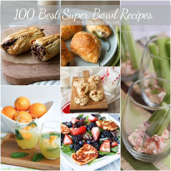 100 Best Super Bowl Recipes