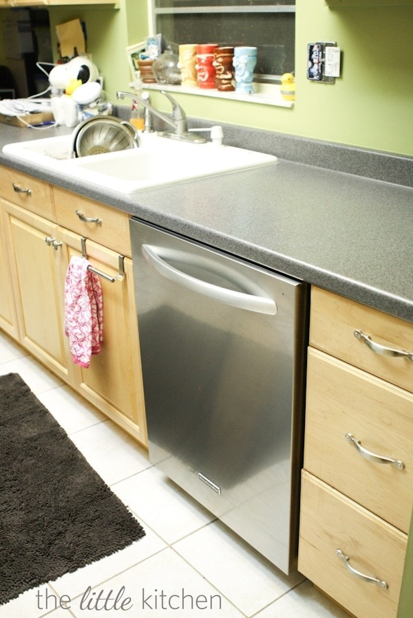 five things i love about my dishwasher. Black Bedroom Furniture Sets. Home Design Ideas