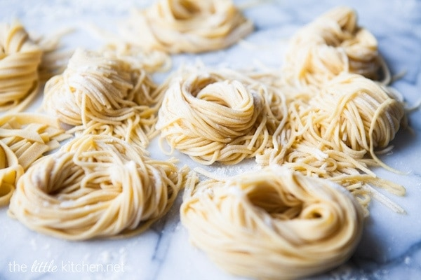 How to Make Homemade Pasta with KitchenAid