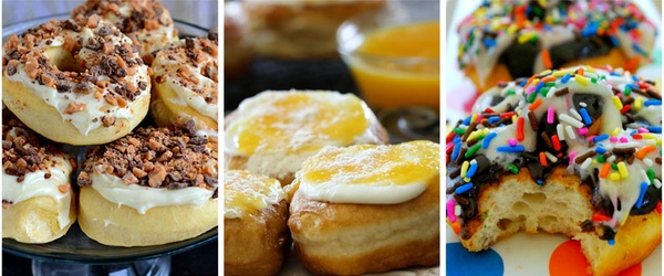 Gourdough's Doughnuts Inspired Recipes