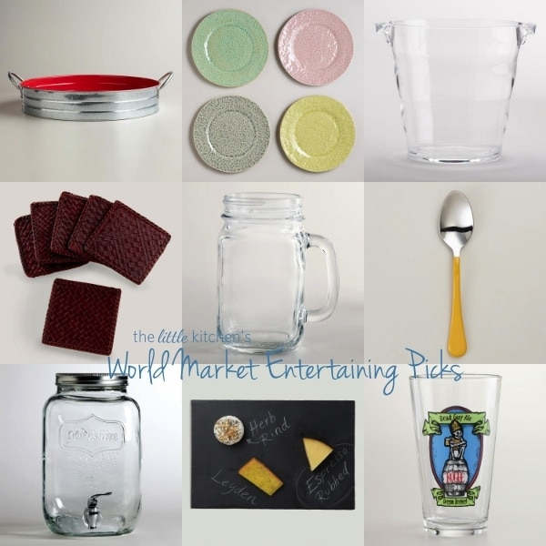 World Market Entertaining Products