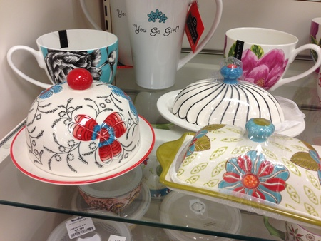 Butter Dishes From Marshalls #fabfound From Thelittlekitchen.net