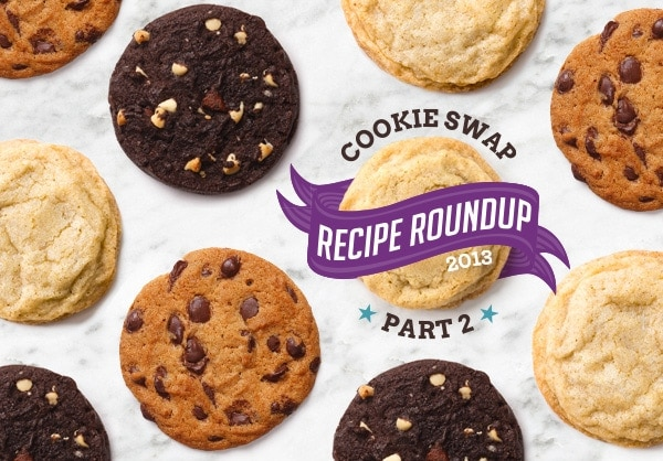 Great Food Blogger Cookie Swap 2013 Recipe Roundup Part 2 #fbcookieswap
