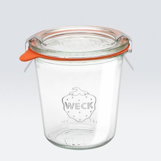 9-ounce Weck Jars