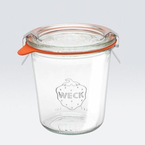 9-ounce Weck Jars