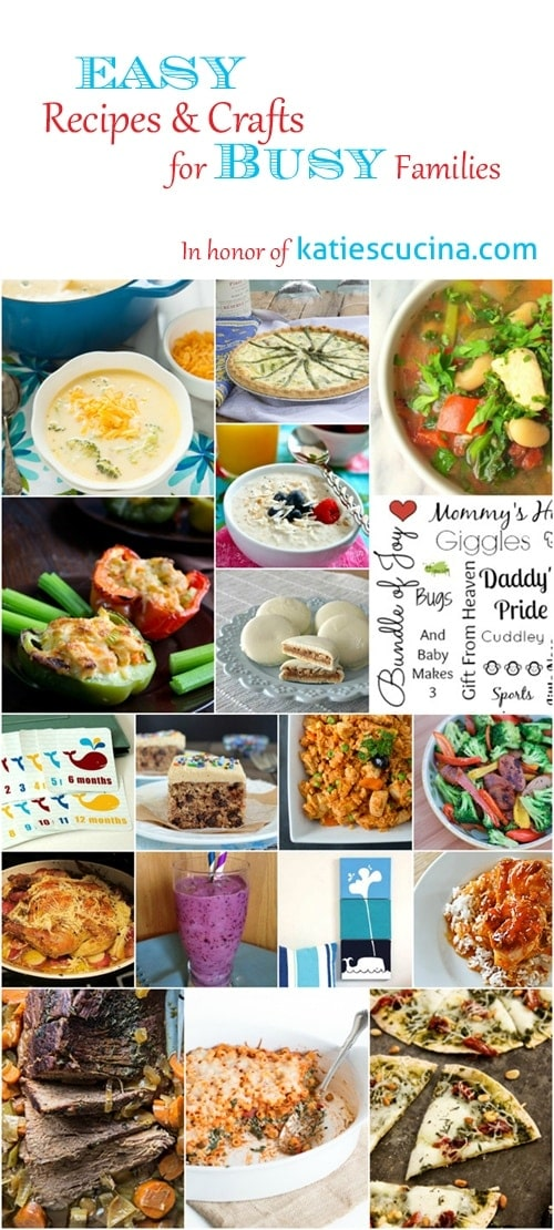 Recipes for Busy Families