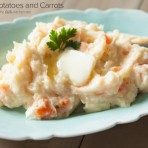 Mashed Potatoes and Carrots from thelittlekitchen.net