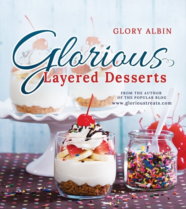 Glorious Layered Desserts Cookbook Giveaway