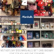 Enter The Mother's Day Marshalls $100 Gift Card Giveaway at thelittlekitchen.net ends 5/7/14