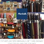 Marshalls Father's Day Gift Card Giveaway
