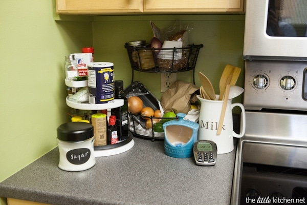 organize kitchen counter clutter 6 tips for organizing your kitchen in style the 3778