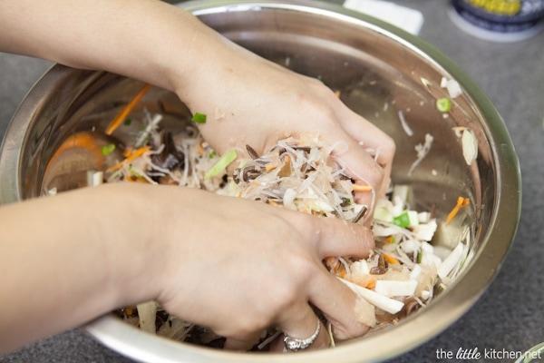 Vietnamese Egg Rolls from thelittlekitchen.net