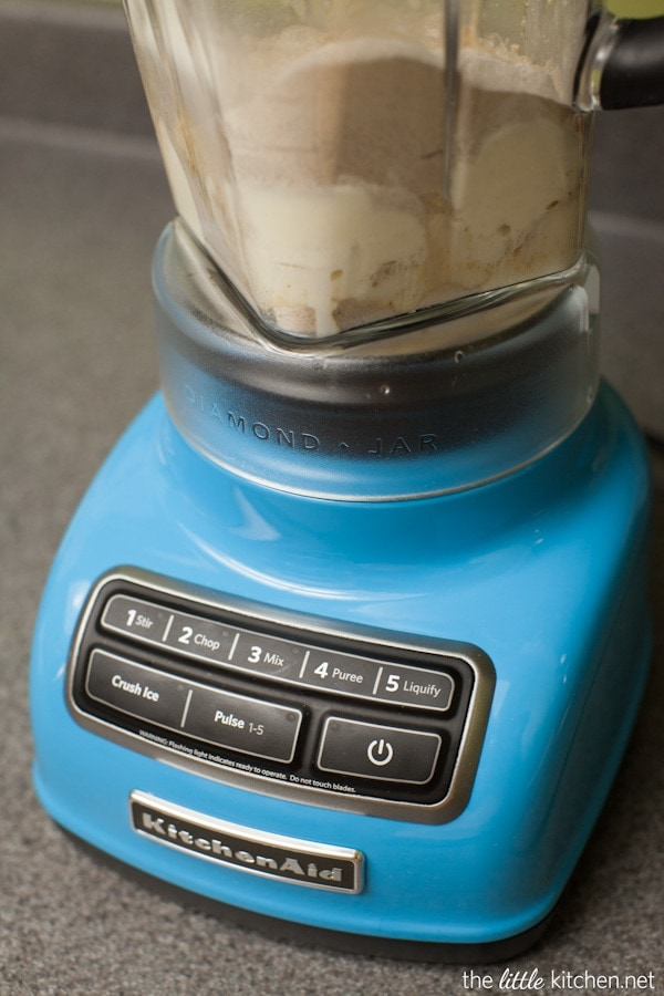Cappuccino Milkshake from thelittlekitchen.net #MilkshakeWeek