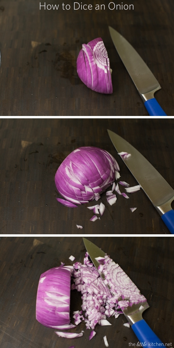 How to Dice an Onion from thelittlekitchen.net